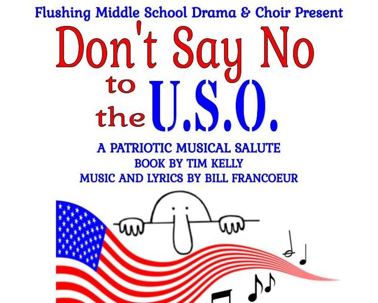 Don't Say No to the USO Play Promo